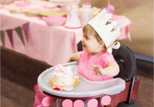 Babys First Birthday Decorations Nat Your Average Girl 1st Birthday Party Decor