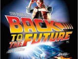 Back to the Future Birthday Card Spoof Back to the Future Movie Film Poster Birthday Card