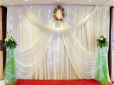 Background Decoration for Birthday Party at Home Aliexpress Com Buy Wedding Decoration 1 5 10m Wedding