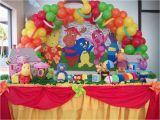 Backyardigans Birthday Decorations Backyardigans Birthday Party Ideas Photo 1 Of 12 Catch