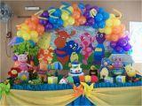 Backyardigans Birthday Decorations Backyardigans Birthday Party Ideas Photo 10 Of 12