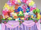 Backyardigans Birthday Decorations Backyardigans Birthday Party Ideas Photo 2 Of 12 Catch