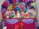 Backyardigans Birthday Decorations Backyardigans Birthday Party Ideas Photo 6 Of 12 Catch