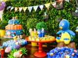 Backyardigans Birthday Decorations Backyardigans Party Little Wish Parties
