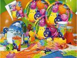 Backyardigans Birthday Decorations Kalliopelp Decoracion De Fiestas Infantiles De Backyardigans