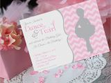 Ballerina Invitations for Birthday Chandeliers Pendant Lights