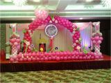 Balloon Decoration for Birthday Girl First Birthday Party