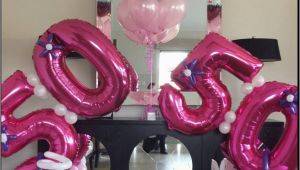 Balloon Decorations for 50th Birthday Parties and Celebrations Vip Balloons