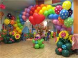 Balloon Decorations for Baby Birthday Balloon Arch Stage Large Lmq events