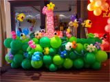 Balloons Decorations for Birthday Parties 19 Best Examples Of Balloon Decorations Mostbeautifulthings