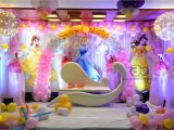Balloons Decorations for Birthday Parties Aicaevents India Barbie theme Decorations by Aica events