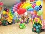 Balloons Decorations for Birthday Parties Balloon Decoration Gurgaon Myfolio