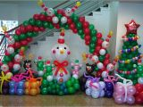 Balloons Decorations for Birthday Parties Christmas Balloon Decoration Ideas Time for the Holidays