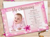 Baptism and Birthday Party Invitations Baptism Invitation Card Baptism Invitation Cards