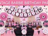 Barbie Birthday Decorations Ideas 25 Popular Tween and Teenager Birthday Parties Tip Junkie