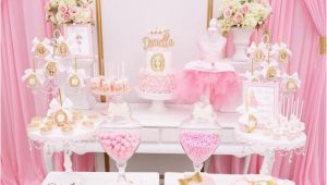 Barbie Birthday Decorations Ideas Kara 39 S Party Ideas Pink Glam Barbie Birthday Party Kara