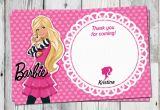 Barbie Birthday Invitation Card Free Printable 10 Marvellous Barbie Birthday Invitation Card Free