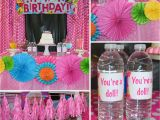 Barbie Decoration for Birthday Barbie Party Ideas Glamour Party Ideas at Birthday In A Box