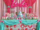 Barbie Decoration for Birthday Best 25 Barbie Birthday Party Ideas On Pinterest Barbie