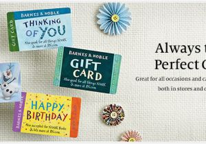Barnes And Noble Birthday Cards Gift Online Certificates
