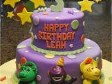 Barney Birthday Cake Decorations Barney Birthday Cake Cakecentral Com
