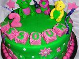Barney Birthday Cake Decorations Barney Cakes Decoration Ideas Little Birthday Cakes