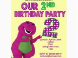 Barney Birthday Card 40th Birthday Ideas Barney Birthday Invitation Templates