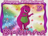 Barney Birthday Card Barney Birthday Cards Collection On Ebay