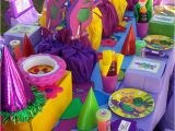 Barney Birthday Decorations Quot Barney Table Layout Quot Treasures and Tiaras Kids Parties