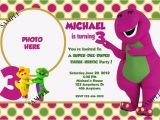 Barney Birthday Invitations Free 25 Best Images About Barney Party On Pinterest Dubai