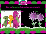 Barney Birthday Invitations Free 40th Birthday Ideas Barney Birthday Invitation Templates