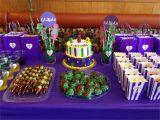 Barney Birthday Party Decorations Barney Birthday Party theme Barney Party Ideas Barney