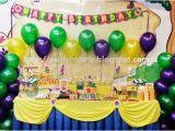 Barney Birthday Party Decorations Party Hat Khayra 39 S Barney Birthday Bash