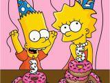 Bart Simpson Birthday Card Birthday the Amazing Bart Simpson Birthday Card with