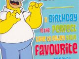Bart Simpson Birthday Card the Simpsons Happy Birthday the Simpsons Happy Birthday Mr