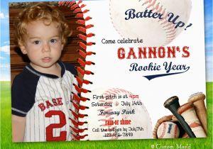 Baseball 1st Birthday Invitations Chandeliers Pendant Lights