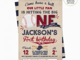 Baseball 1st Birthday Invitations the 25 Best Baseball Invitations Ideas On Pinterest