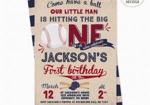 Baseball 1st Birthday Invitations the 25 Best Baseball Invitations Ideas On Pinterest