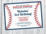 Baseball Birthday Invitation Wording Baseball Invitation Baseball Party Invitation Baseball