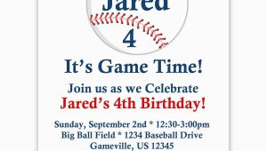 Baseball Birthday Invitation Wording Baseball Party Invitations Party Invitations Templates