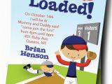Baseball Birthday Invitation Wording Free Printable Baseball Birthday Invitations Baseball