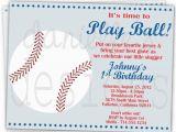 Baseball themed First Birthday Invitations 35 Best Joey 39 S 1st Birthday Images On Pinterest