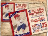 Baseball themed First Birthday Invitations Baseball themed Birthday Party Invitations Home Party Ideas