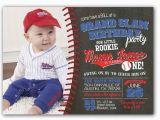 Baseball themed First Birthday Invitations Best 25 Baseball Birthday Invitations Ideas On Pinterest