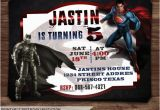 Batman Vs Superman Birthday Party Invitations Batman Vs Superman Invitation Batman Vs by Holidayprintdesign
