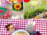 Bbq Birthday Party Decorations Create Bbq Birthday Party Easy Fire Pit Design Ideas