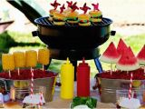 Bbq Birthday Party Decorations Easy Bbq Decorations