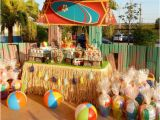 Beach theme Birthday Decorations 11 Best Girls Summer Party themes Pretty My Party