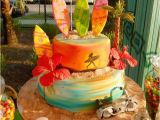 Beach theme Birthday Decorations Beach themed Birthday Party Ideas Home Party Ideas