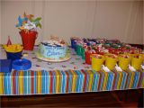 Beach theme Birthday Decorations Stylish Childrens Parties Beach First Birthday Party